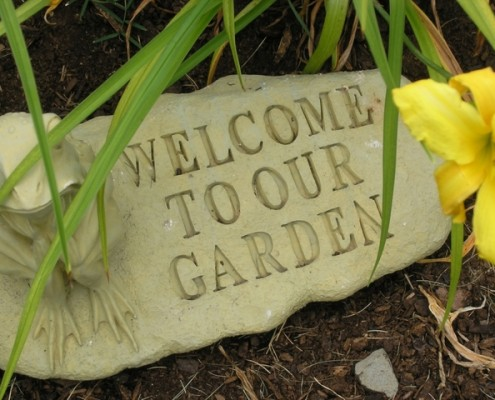 Annan Garden Competition